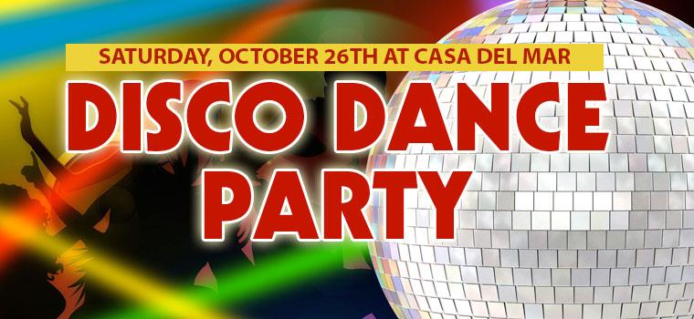 Disco Dance Party