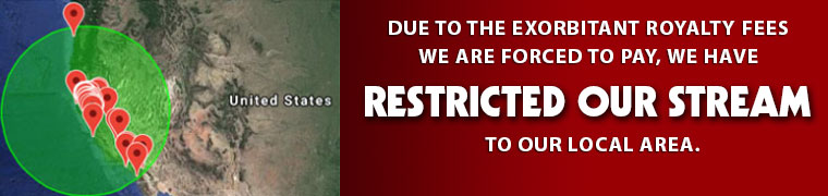 WOLF restricted stream